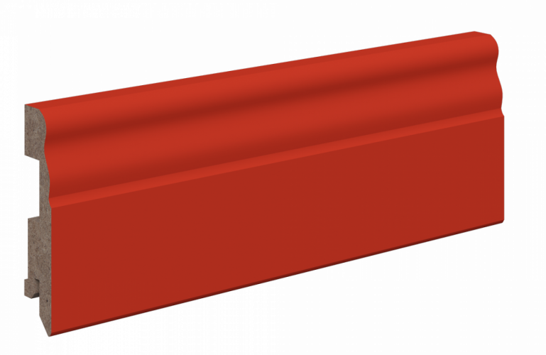 Плинтус Stockholm F | Red Beam