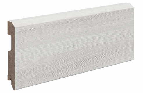 Плинтус Universal Bianco P