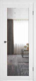 """Межкомнатная дверь """"Х32"""", по, Emalex Ice Reflex"""