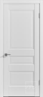 "Межкомнатная дверь ""Emalex 3"", пг, Emalex Ice"