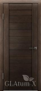 "Межкомнатная дверь ""Атум Х6"", пг, венге"