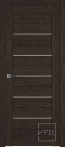 "Межкомнатная дверь ""Атум Х5"", по, венге"