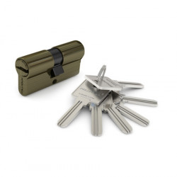 Цилиндр, ключ, бронза