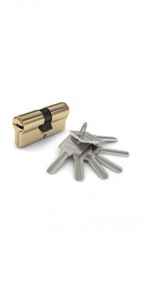 Цилиндр, ключ, золото
