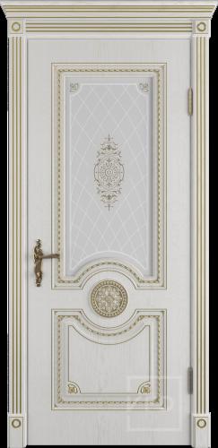 """Межкомнатная дверь """"Greta"""", по, Bianco Classic"""