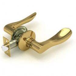 Ручка рычажная BUSSARE 37, золото