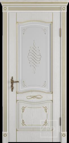 """Межкомнатная дверь """"Vesta"""", по, Bianco Classic"""