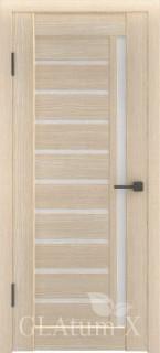 """Межкомнатная дверь """"Атум Х11"""", по, капучино"""