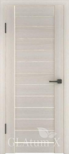 """Межкомнатная дверь """"Атум Х6"""", пг, беленый дуб"""